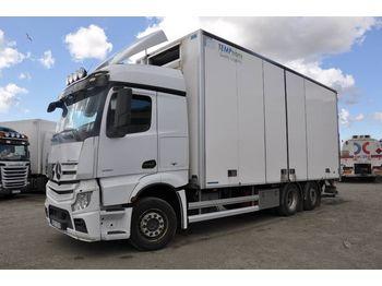 Camion fourgon MERCEDES-BENZ 2551 Actros 963-0-C