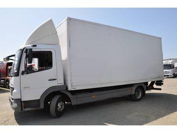 Camion fourgon MERCEDES-BENZ ATEGO 816