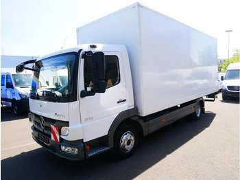 Camion fourgon MERCEDES-BENZ Atego 816 Koffer mit LBW Ladebordwand