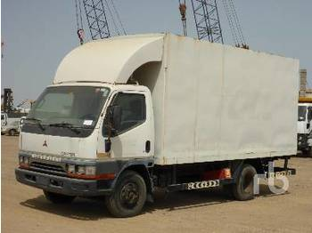 Camion fourgon MITSUBISHI CANTER 4x2 Cargo: photos 1