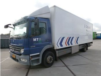 Camion fourgon Mercedes Benz