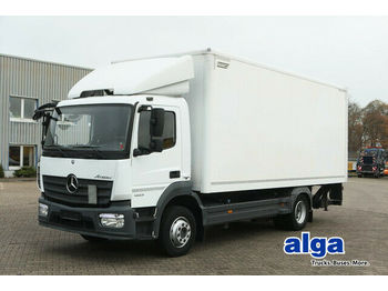 Camion fourgon Mercedes-Benz 1223 L Atego 4x2, 6.100mm lang, LBW 2.0to.