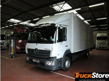 Camion fourgon Mercedes-Benz ATEGO 1221 L Brems-Ass Spur-Ass Classic-Fhs: photos 1