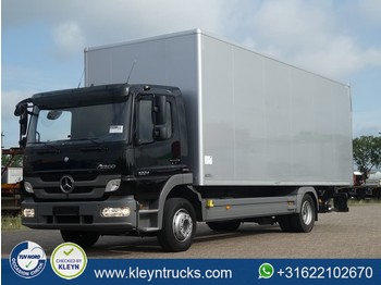 Camion fourgon Mercedes-Benz ATEGO 1224 l airco lift nice!