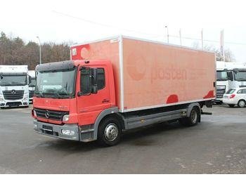 Mercedes-Benz ATEGO 1524 L , HYDRAULIC LIFT, PARKING CAMERA  - camion fourgon