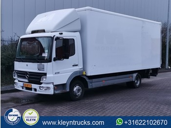 Camion fourgon Mercedes-Benz ATEGO 816 manual full steel