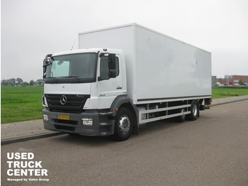 Mercedes-Benz AXOR 1824 L EML-AS 261.706 KM - camion fourgon
