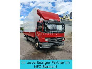 Camion fourgon Mercedes-Benz Atego 1224 Koffer Klima Standheiz.  LBW