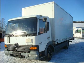 Camion fourgon Mercedes-Benz Atego 815 Ladebordwand koffer
