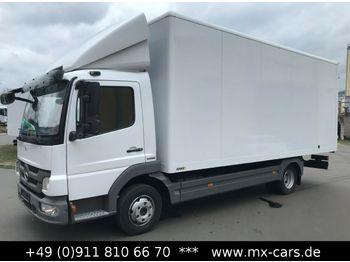 Camion fourgon Mercedes-Benz Atego 816 Möbel Koffer 6,04 m. lang Treppe EURO5