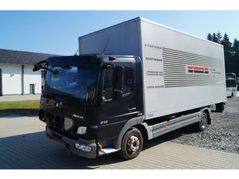 Mercedes-Benz Atego 818 Euro5  Koffer LBW  - camion fourgon