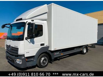 Camion fourgon Mercedes-Benz Atego 818 Möbel Koffer 7,00 m. lang Treppe Euro6