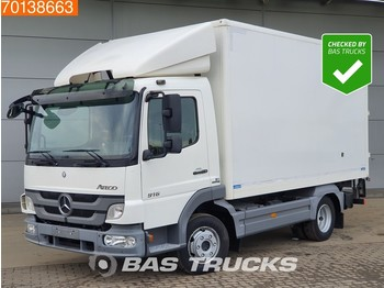 Mercedes-Benz Atego 916 4X2 Manual Ladebordwand Euro 5 - camion fourgon