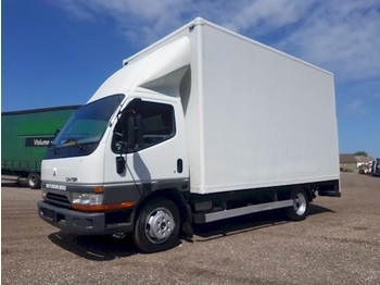 Camion fourgon Mitsubishi Canter: photos 1