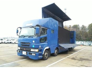 Mitsubishi Fuso WINGBODY TRUCK WITH DIGITAL DISPLAY - camion fourgon