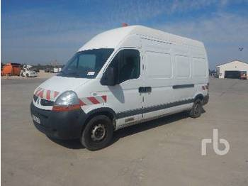 RENAULT FDC1M6 Vehicule Utilitaire - camion fourgon