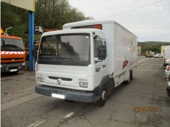 RENAULT S180 - camion fourgon