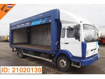 Camion fourgon Renault Midliner 180
