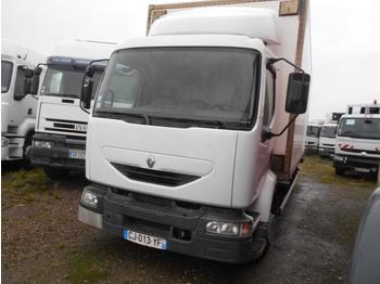 Camion fourgon Renault Midlum 210
