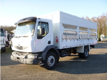 Camion fourgon Renault Midlum 220 dxi 4x2 personnel carrier 40 seats