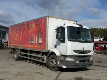 Renault Midlum 240.18 Koffer mit LBW  - camion fourgon