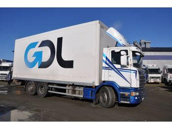 Camion fourgon SCANIA G440