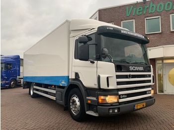 Scania P94.230 4X2 BAKWAGEN MET KLEP HOLLAND TRUCK COOD CONDITION - camion fourgon
