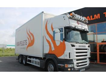 Scania R480LB6X2*4MNB  - camion fourgon