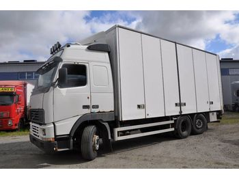 Camion fourgon VOLVO FH12 460 6X2