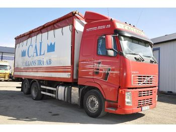 Camion fourgon VOLVO FH12 480