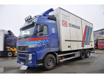 Camion fourgon VOLVO FH480 6X2