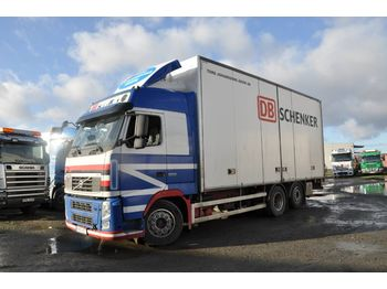 Camion fourgon VOLVO FH500
