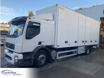 Volvo FE 280, Euro 4, Manuel, Side doors - camion fourgon