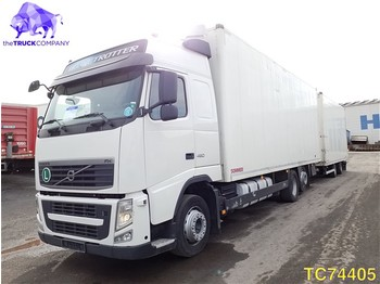 Volvo FH 13 460 Combi for clothes Euro 5 - camion fourgon
