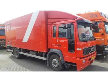 Camion fourgon Volvo FL 6 FL6 220 Closed box Full steel