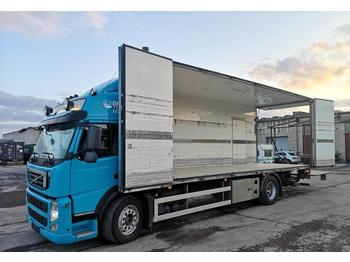 Volvo FM370 4X2 EURO 5 full side opening  - camion fourgon