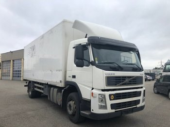 Camion fourgon Volvo FM 9 380 Koffer mit Ladebordwand, Manual