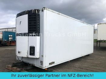 Camion frigorifique Chereau Fleischkoffer Rohrbahnen TK-SL 100  7 m