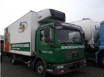 Camion frigorifique MAN  TGL 12.210 4X2 BL KLIMA - CARRIER SUPRA 850
