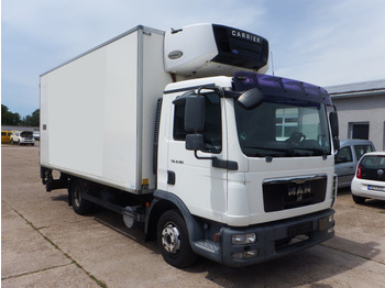 Camion frigorifique MAN TGL 8.180 4x2 BL CARRIER SUPRA 750 GERMAN TRUCK