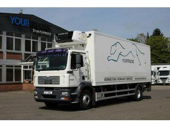 Camion frigorifique MAN TGM 18.280 E5 Carrier Supra 850/Strom/Türen/LBW