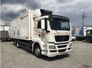 Camion frigorifique MAN TGX TGS 26.360 6x2 Multitemperatura , Super Stan !