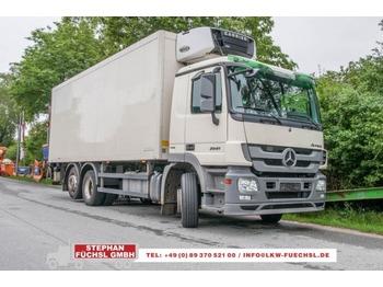 Camion frigorifique Mercedes-Benz Actros 2541LL 6x2 Kühlkoffer Carrier 850