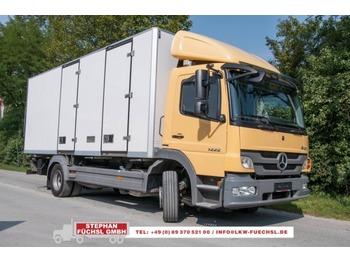 Camion frigorifique Mercedes-Benz Atego 1222L Kühlkoffer V 300 260tkm(!)