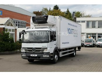 Camion frigorifique Mercedes-Benz Atego 1318 Carrier Supra 950/Strom/Türen/LBW/FRC