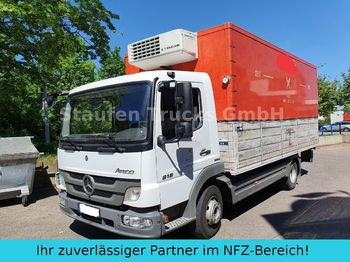 Camion frigorifique Mercedes-Benz Atego 818  Kühl Frischd. LBW Th King V500 MAX
