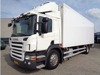 Scania P230 + THERMOKING SPECTRUM TS + REMOVABLE WALL + LIFT - camion frigorifique