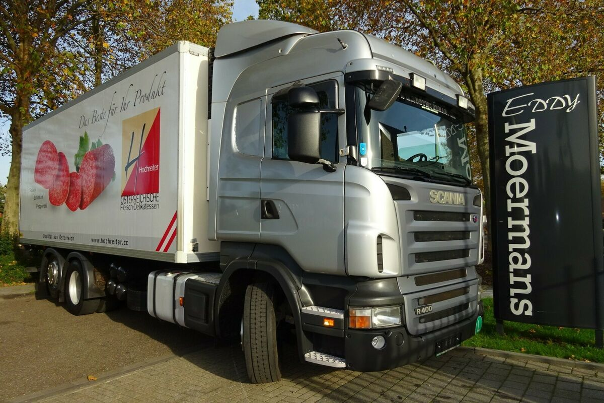 camion frigorifique Scania R400 Highline 6x2