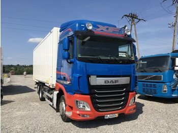 Camion isothermique DAF XF 106.440 E6 105 kontener 6x2 , Super stan