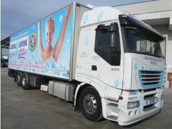 IVECO STRALIS 500 - camion isothermique